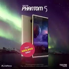 Tecno Phantom 5 image