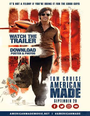 American Made 2017 Full English Movie Free Download