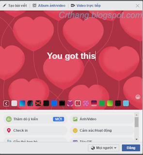 Bạn đã biết cách tạo hiệu ứng nút Like bay lượn trên Facebook chưa? AnonyHome