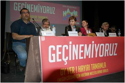 """""""Geçinemiyoruz"""" Haziran Hareketinin İşsizliğe, Yoksulluğa, Pahalılığa Hayır Forumu (2)"""
