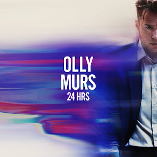 Olly Murs tops UK's Albums Chart with 24 HRS