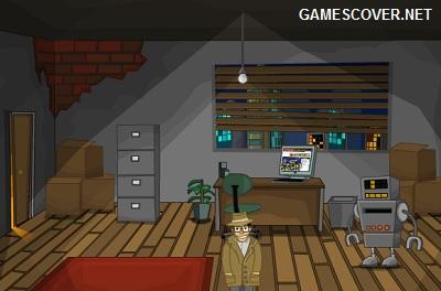 Play Harry Quantum TV Go Home Game