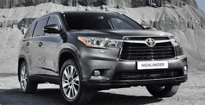 2019 TOYOTA HIGHLANDER REDESIGN, DATE DE PUBLICATION, SPECIFICATIONS ET PRIX RUMEUR