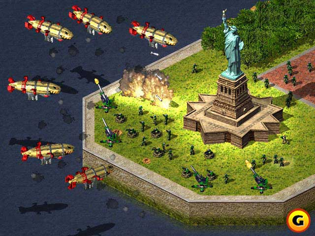 Free Download Pc Games Comand & Conquer Red Alert 2