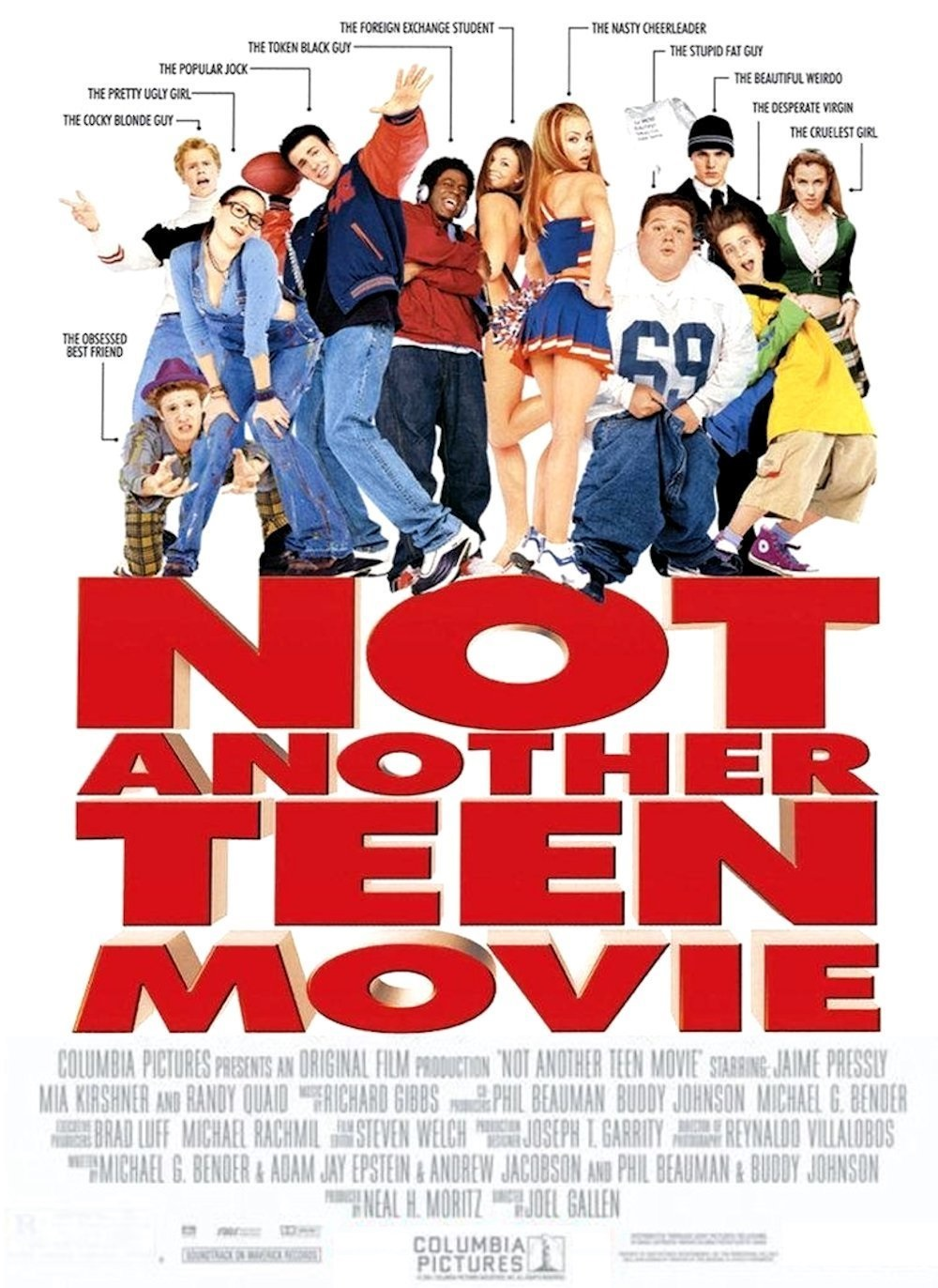 Another movie not official site teen