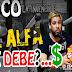 Nico : El Alfa te debe dinero?