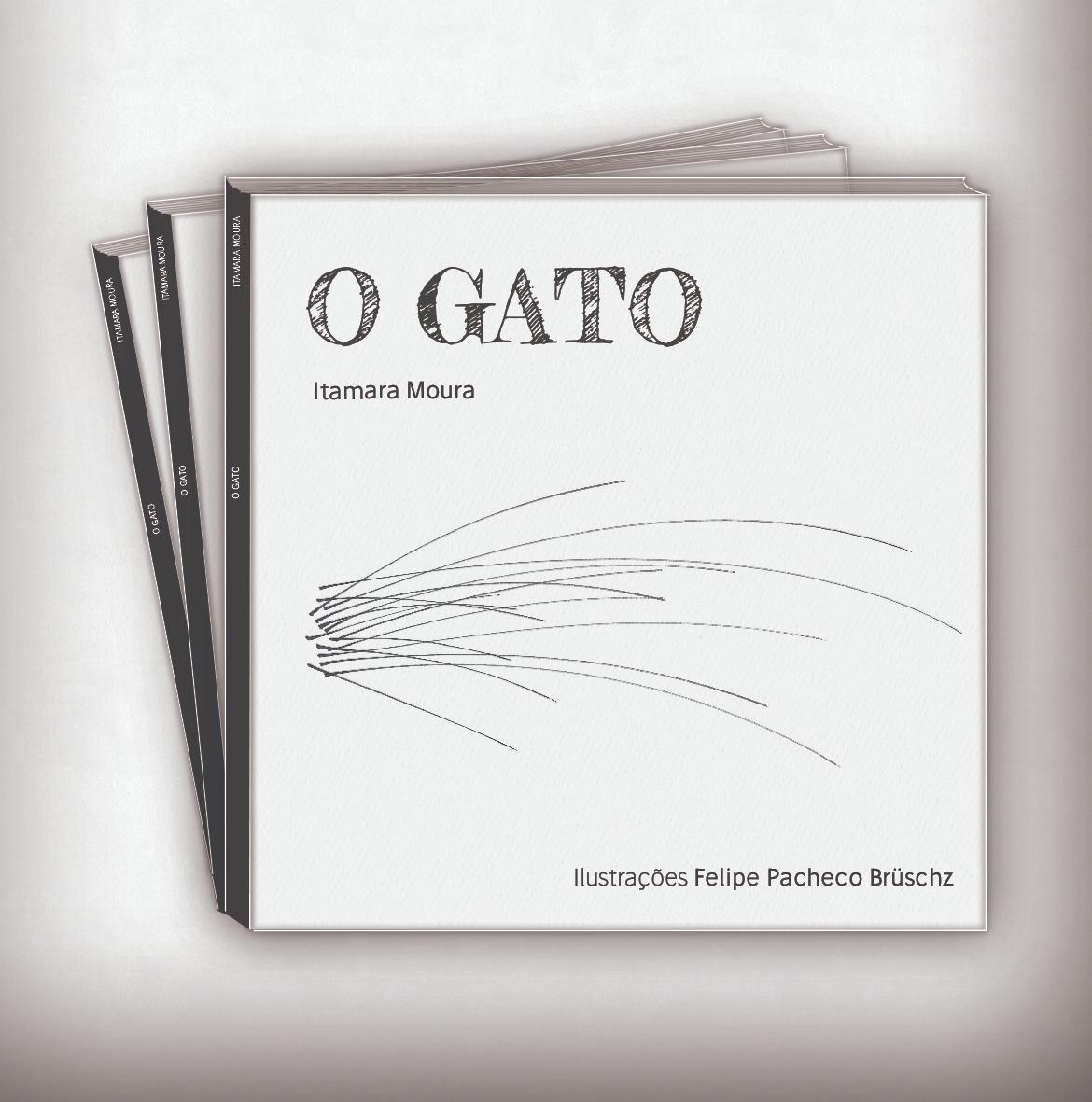 c30ac9089 O Gato, de Itamara Moura, ganha nova edição com ações inclusivas ...