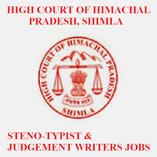 High Court Of Himachal Pradesh, HP, Himachal Pradesh, high court, Graduation, Steno-typist, Judgement Writer, freejobalert, Sarkari Naukri, Latest Jobs, hp high court logo