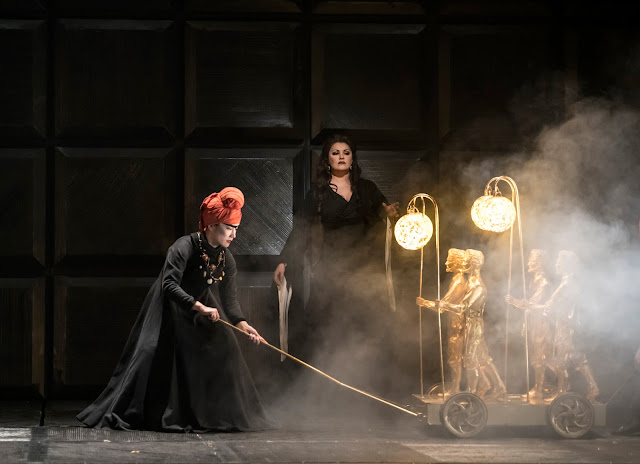 Verdi: Macbeth - Anna Netrebko - Royal Opera (Photo Bill Cooper)