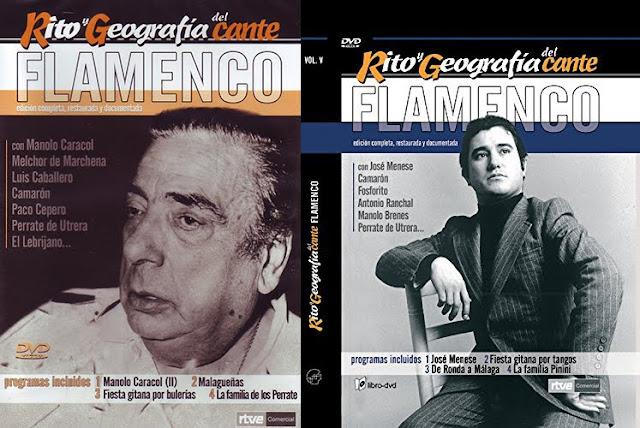 """MIGUEL EL FUNI, PEDRO BACÁN """"RITO Y GEOGRAFÍA DEL CANTE FLAMENCO"""""""