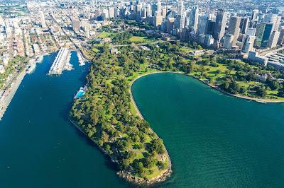 Sydney Australia RushCube