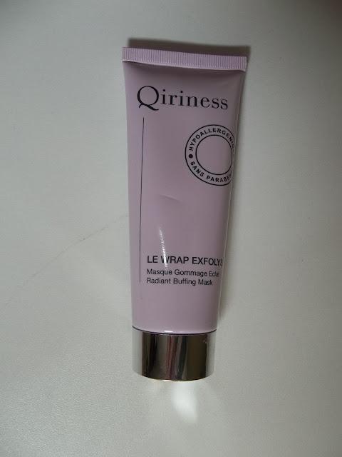 Masque Gommage Éclat Le Wrap Exfolys - Qiriness