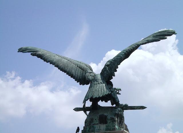 Budapest (II) escultura