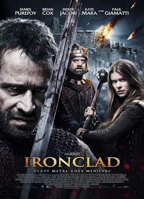 Sinopsis dan Jalan Cerita Film Ironclad (2011)