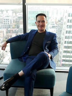 Tổng giám đốc Phan Đức Linh