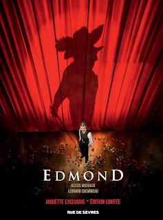 Livre : Edmond - Alexis Michalik