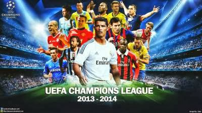 Pertandingan di Liga Champions memang selalu menyajikan sabung yang menarik dan berkelas Klasemen & Hasil Liga Champions 2013