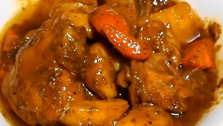Filipino Easy Recipes Filipino Chicken Curry Recipe