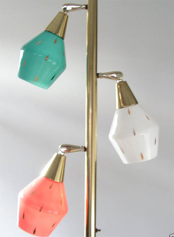 Braxton And Yancey Tension Pole Lamps