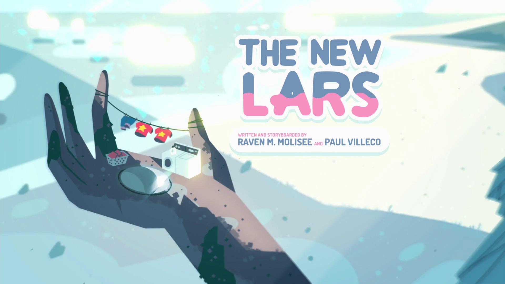 Steven Universo - O Novo Lars