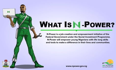 N-Power releases break-down on how 2017 applicants were selected