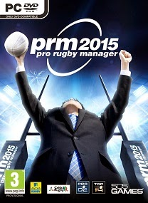 Take the lead of your favourite rugby union team Pro Rugby Manager 2015-CODEX