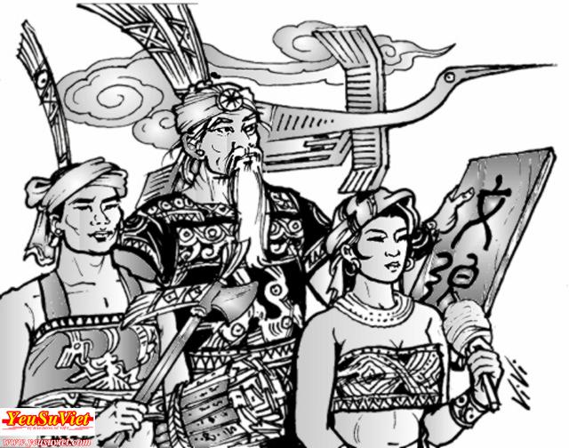 làng xã việt nam, lịch sử việt nam qua các thời kỳ, sử việt, yêu sử việt