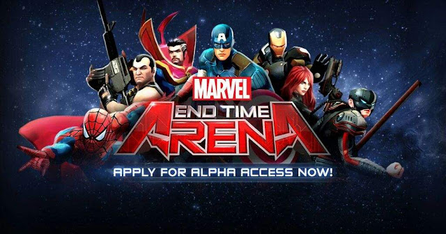 Marvel End Time Arena próximamente en Steam