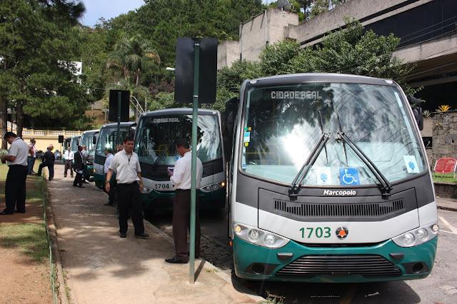 Passagem de ônibus em Petrópolis, na Região Serrana do Rio, vai aumentar de R$ 3,90 para R$ 4,20 a partir da próxima terça-feira