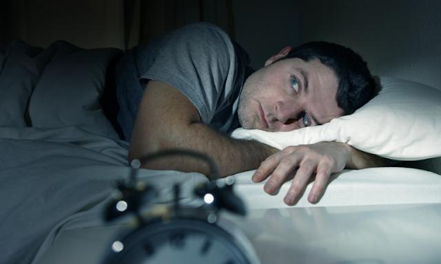 5 Sebab Selalu Tidur Tak Lena