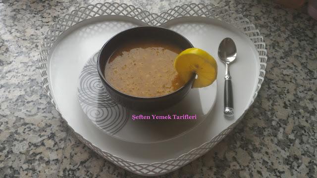 lokanta usülü ezogelin çorbası