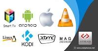 اكواد xtream codes iptv مجانا شغالة على جميع الأجهزة