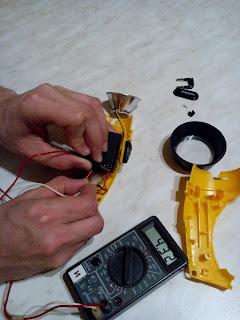 Ремонт фонарика Smartbuy SBF-90-Y