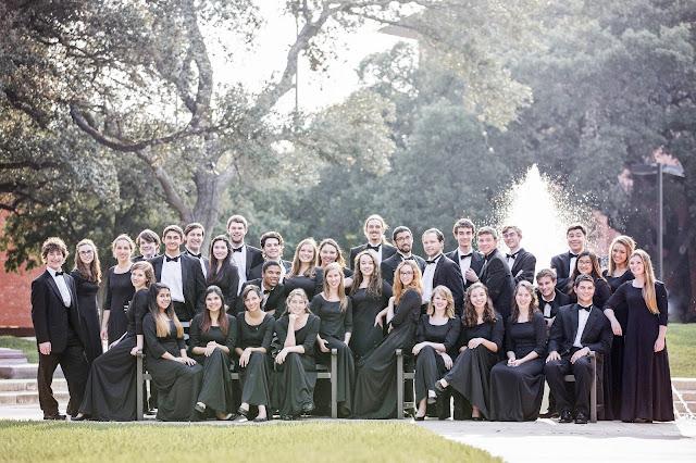 Trinity University Chamber choir