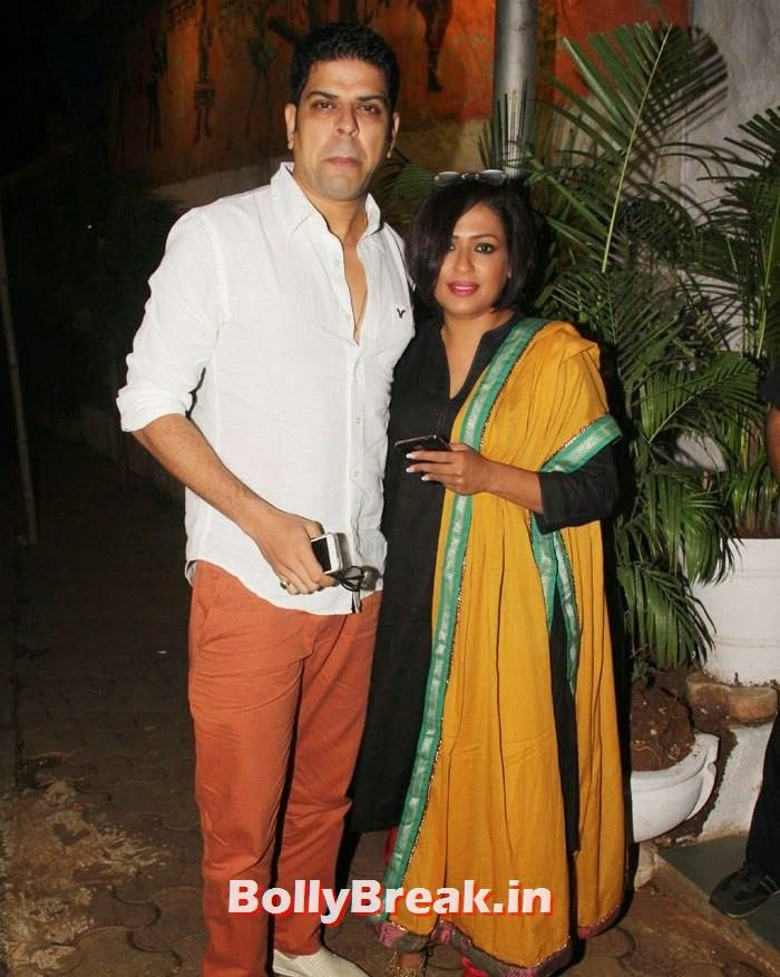 Murali Sharma, Ashwini Kalsekar, Varun, Yami, Shruti, Nargis Pics from Badlapur Movie Wrap up party