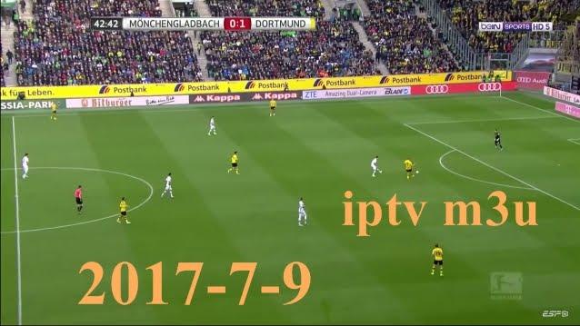 IPTV Gratuit beIN Sport Nilesat Osn