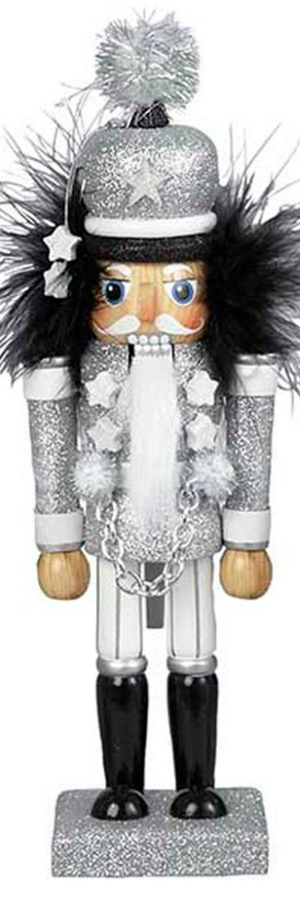 Kurt Adler Hollywood Soldier Wooden Nutcracker
