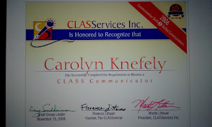 CLASServices Certificate