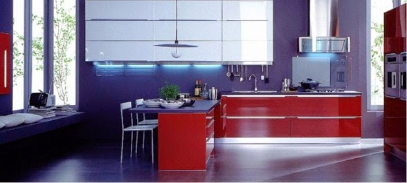 Modern Italian Kitchen Designs 10