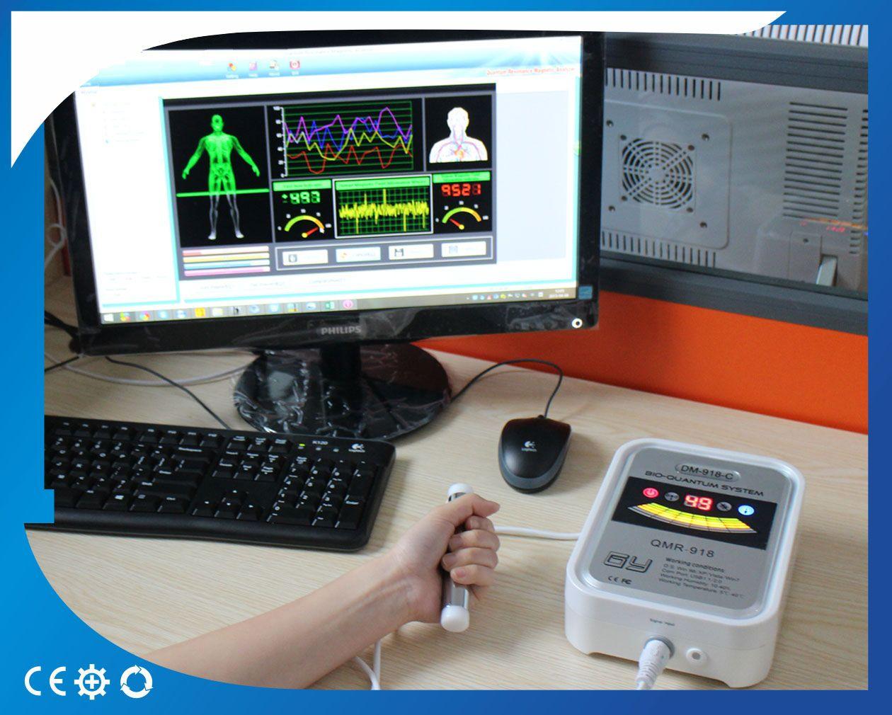 Akupuntur Pen Jual Bio Quantum System Alat General Check