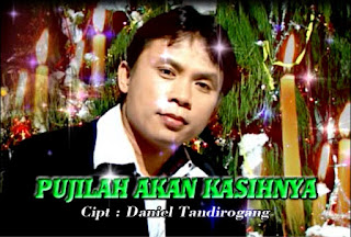 Lirik Lagu Pujilah Akan KasihNya (Daniel Tandirogang)