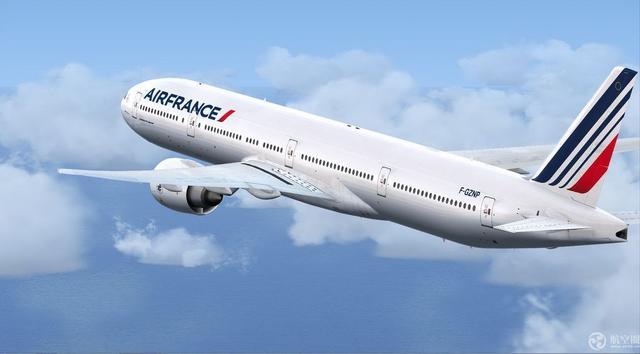 法國航空在睽違台20年後,2017年底宣布,今年4月16日重新開航巴黎-台北。
