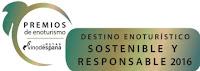 Premio Destino Sostenible y Responsable