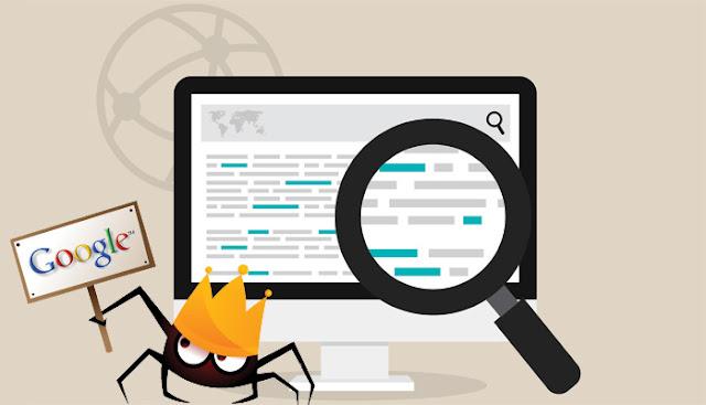 Cara Agar Postingan atau Artikel Kita Cepat Terindeks Google