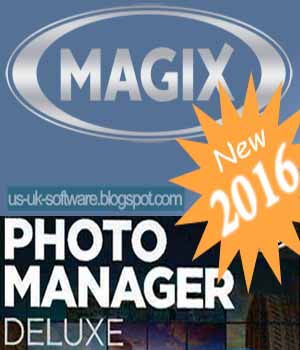 Magix Photo Manager 2016 Deluxe For Windows 8 Download