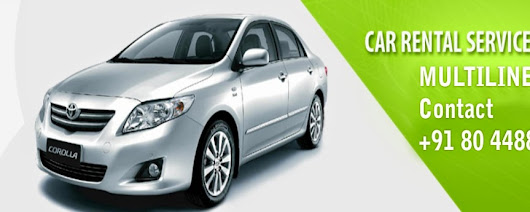 Cabs for Rent in Bangalore