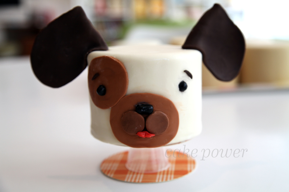 Dog Doggie Birthday Cakes