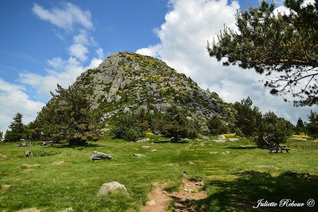 Mont Gerbier de Jonc en Ardèche