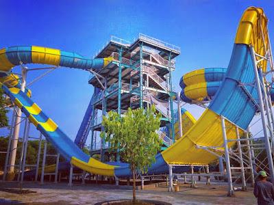Wahana Dan Tiket Masuk Atlantis Land Surabaya