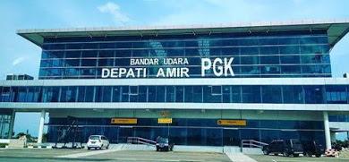 Bandar Udara Depati Amir Pangkalpinang